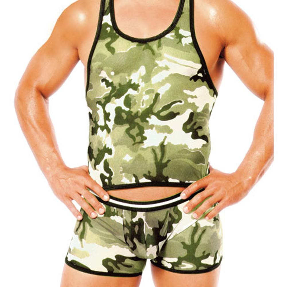New Recruits Green Camo Set 2 Pc. - View #2