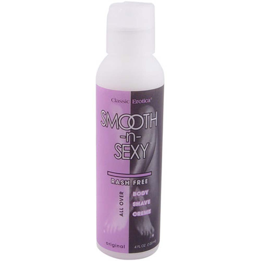 Smooth N Sexy Body Shave Creme 4 Fl. Oz. - View #1
