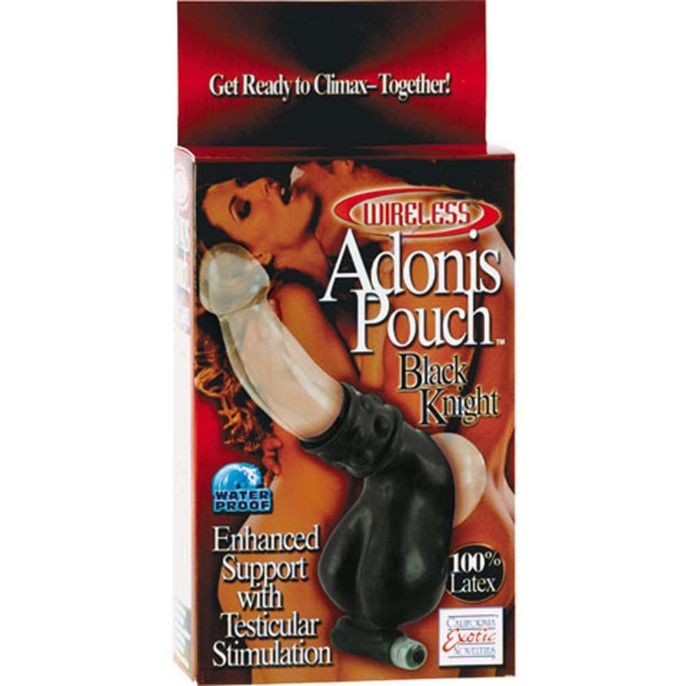 Wireless Adonis Pouch Waterproof Latex Black Knight - View #3