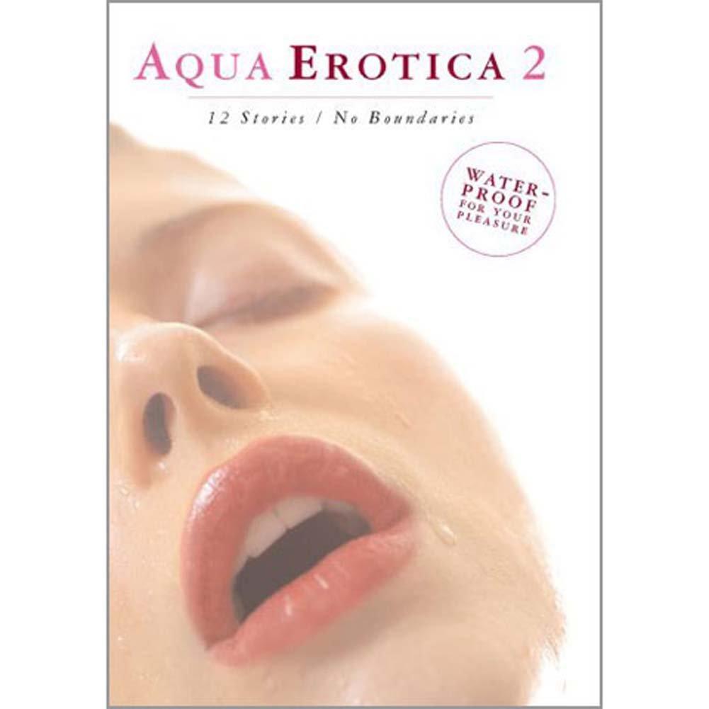 Aqua Erotica 2 12 Stories Book - View #1