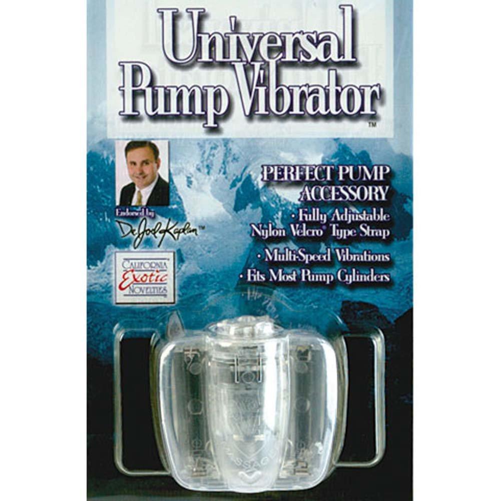 Dr. Joel Kaplan Universal Pump Vibrator - View #2