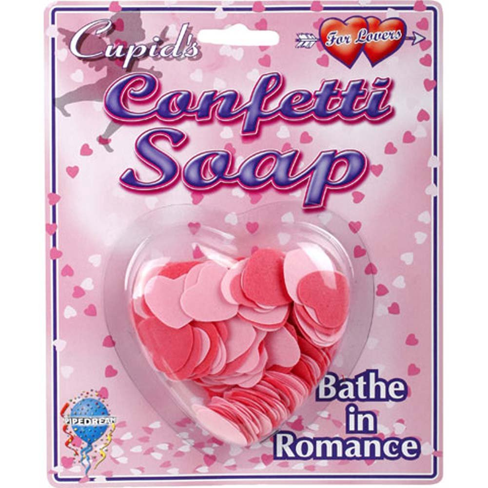 Cupids Confetti Soap - View #1