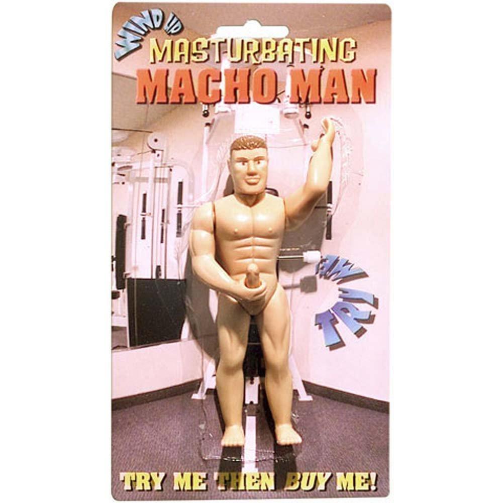 Wind Up Masturbating Macho Man - View #1