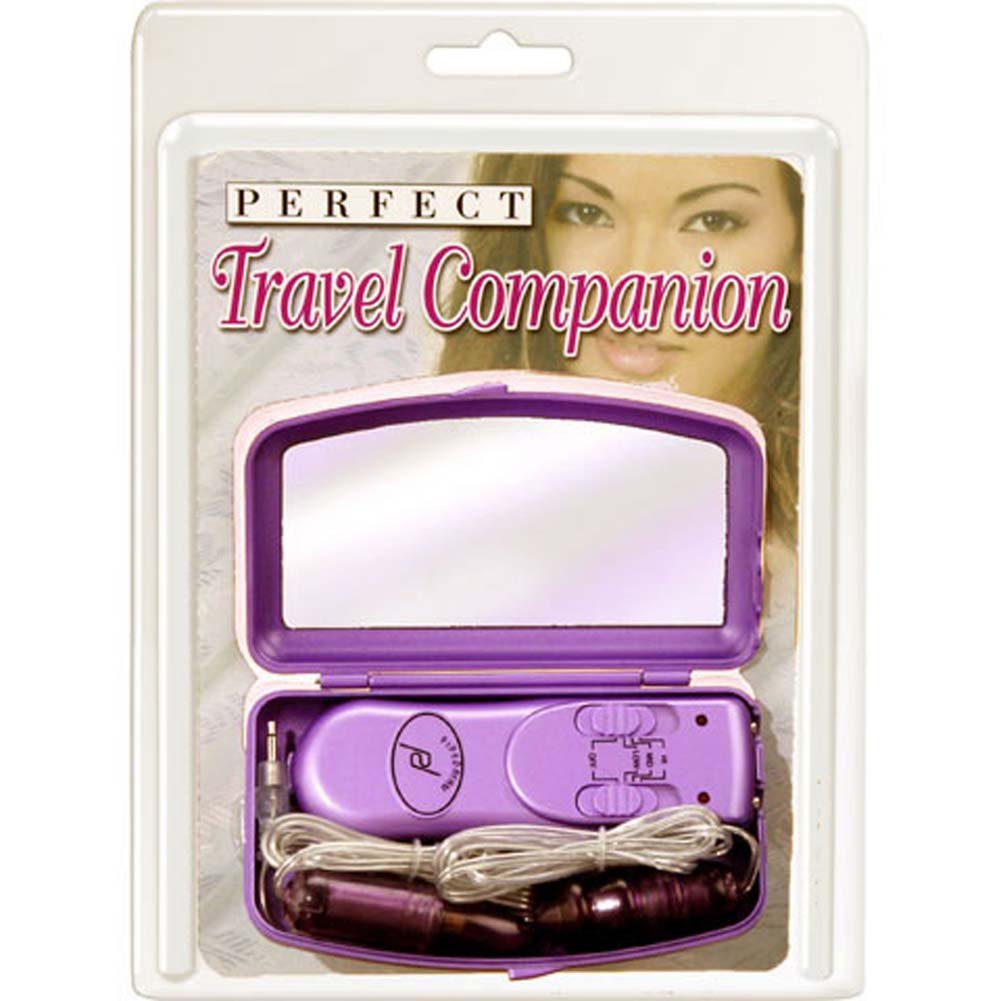 "Perfect Travel Companion Dual Bullet 2.5"" Purple - View #2"