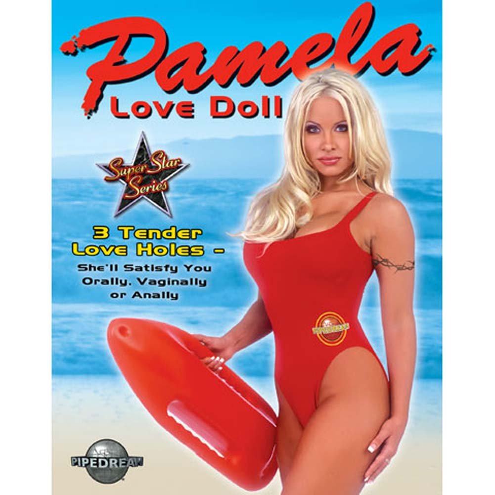 Pamela Love Doll - View #1