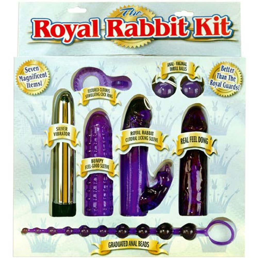Royal Rabbit Kit with Silver Vibe RbDV - View #4