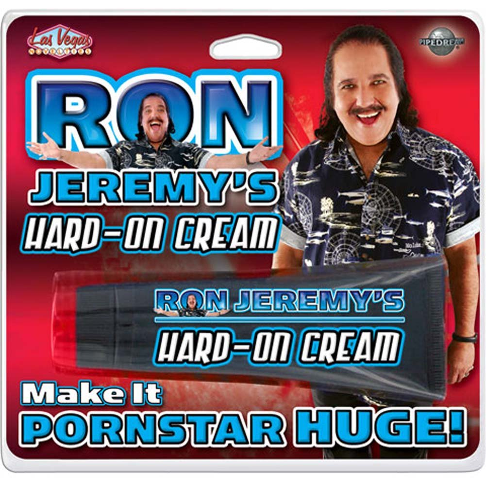 Ron Jeremys HardOn Cream 0.5 Fl. Oz. - View #1