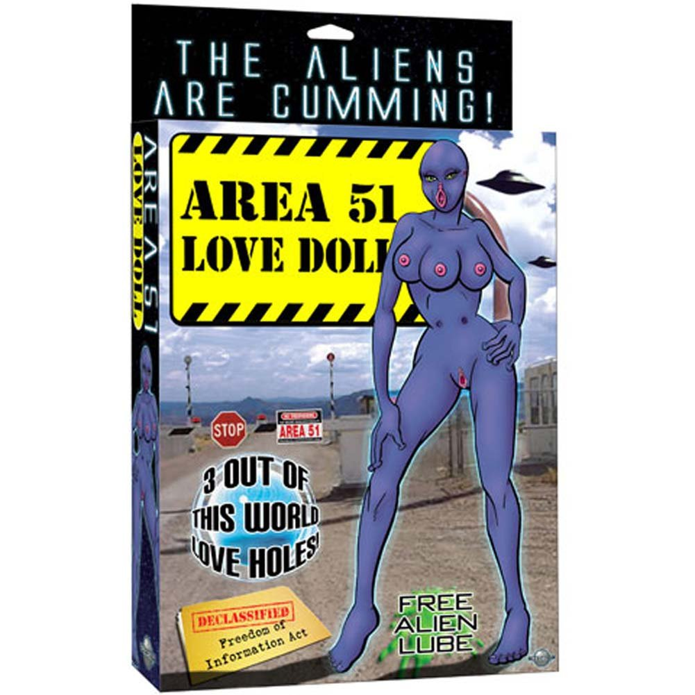 Area 51 Love Doll - View #2