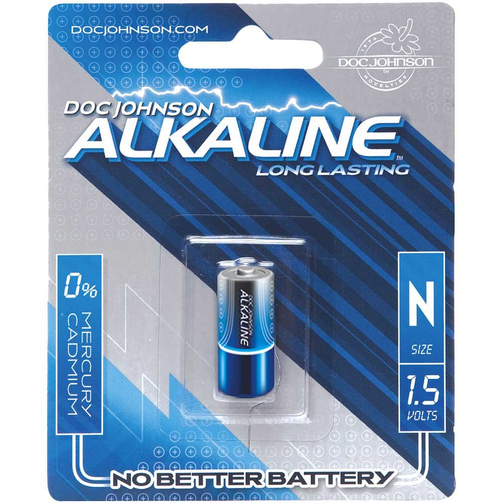 Doc Johnson Alkaline Long Lasting N Battery - View #1