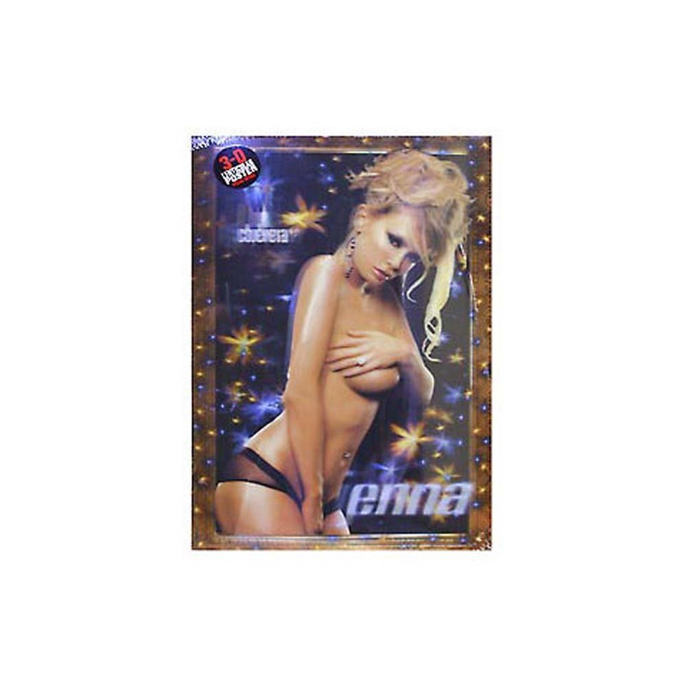 Jenna Poster 3D 16 In. By 24 In. - View #1