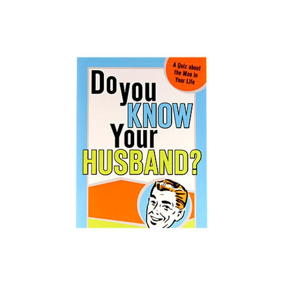 Do You Know Your Husband Quiz - View #1