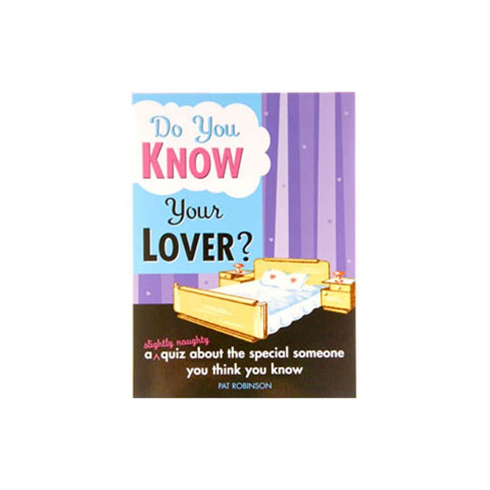 Do You Know Your Lover Quiz - View #1