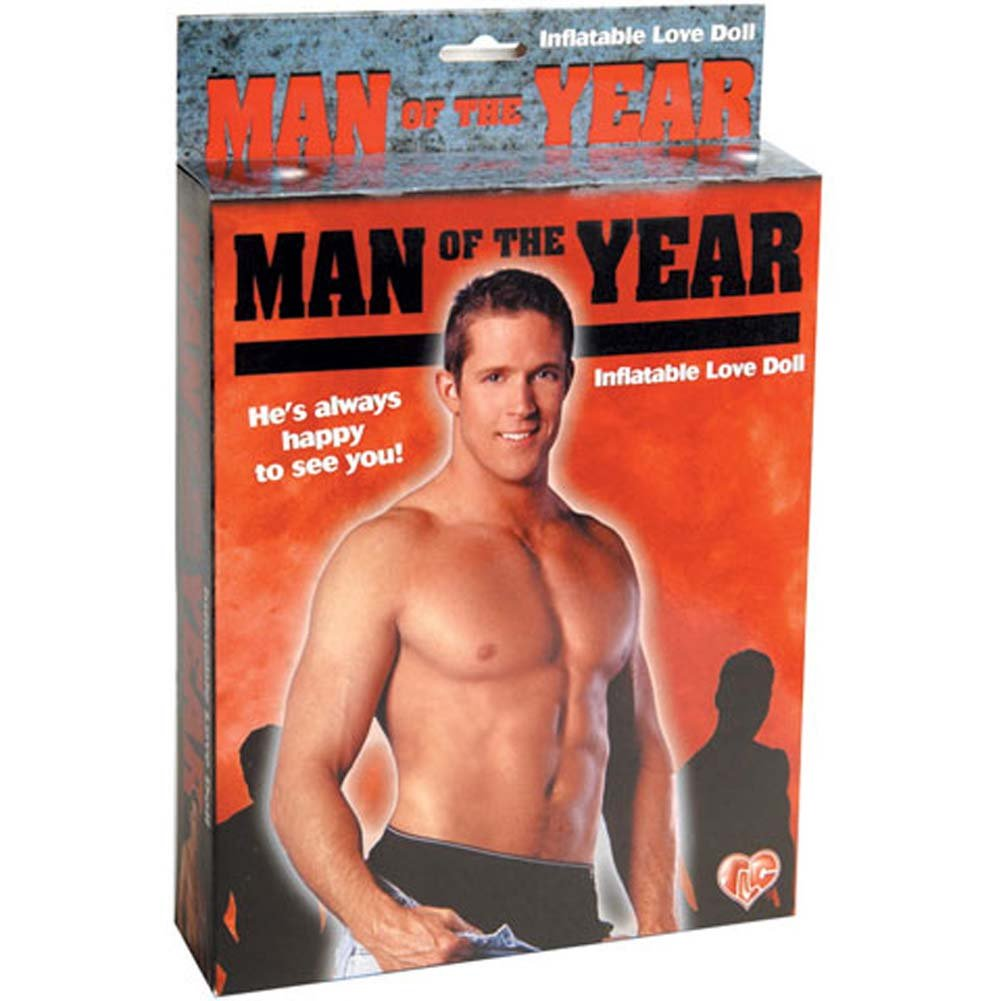 Man of the Year Inflatable Male Love Doll - View #2