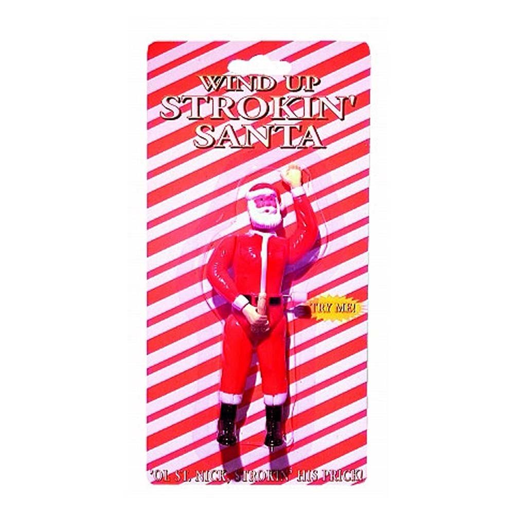 Wind Up Strokin Santa - View #1