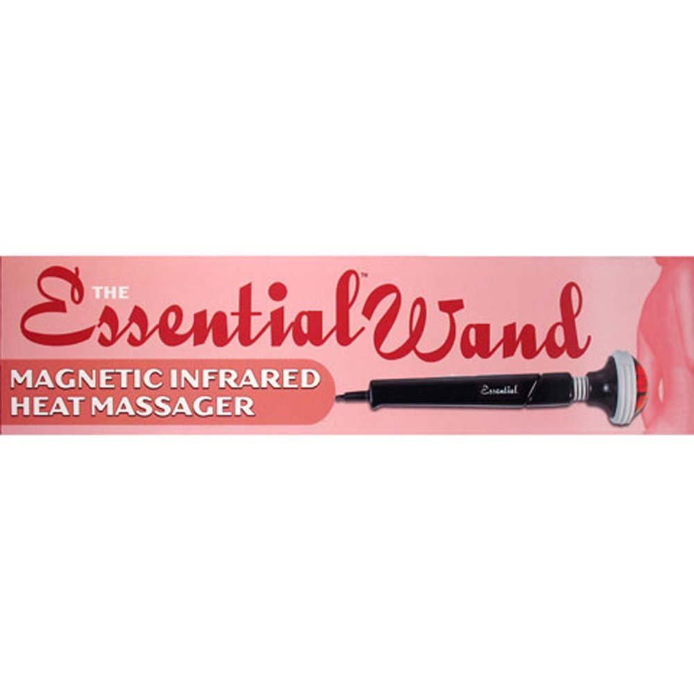 Essential Wand Magnetic Infrared Heat Massager - View #3
