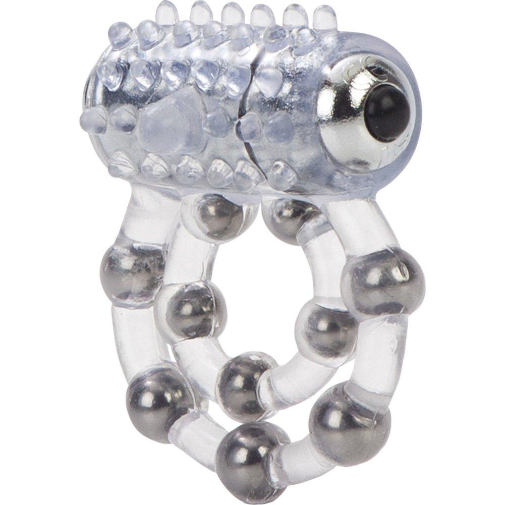 Maximus Enhancement Vibrating Ring 10 Stroker Beads - View #2