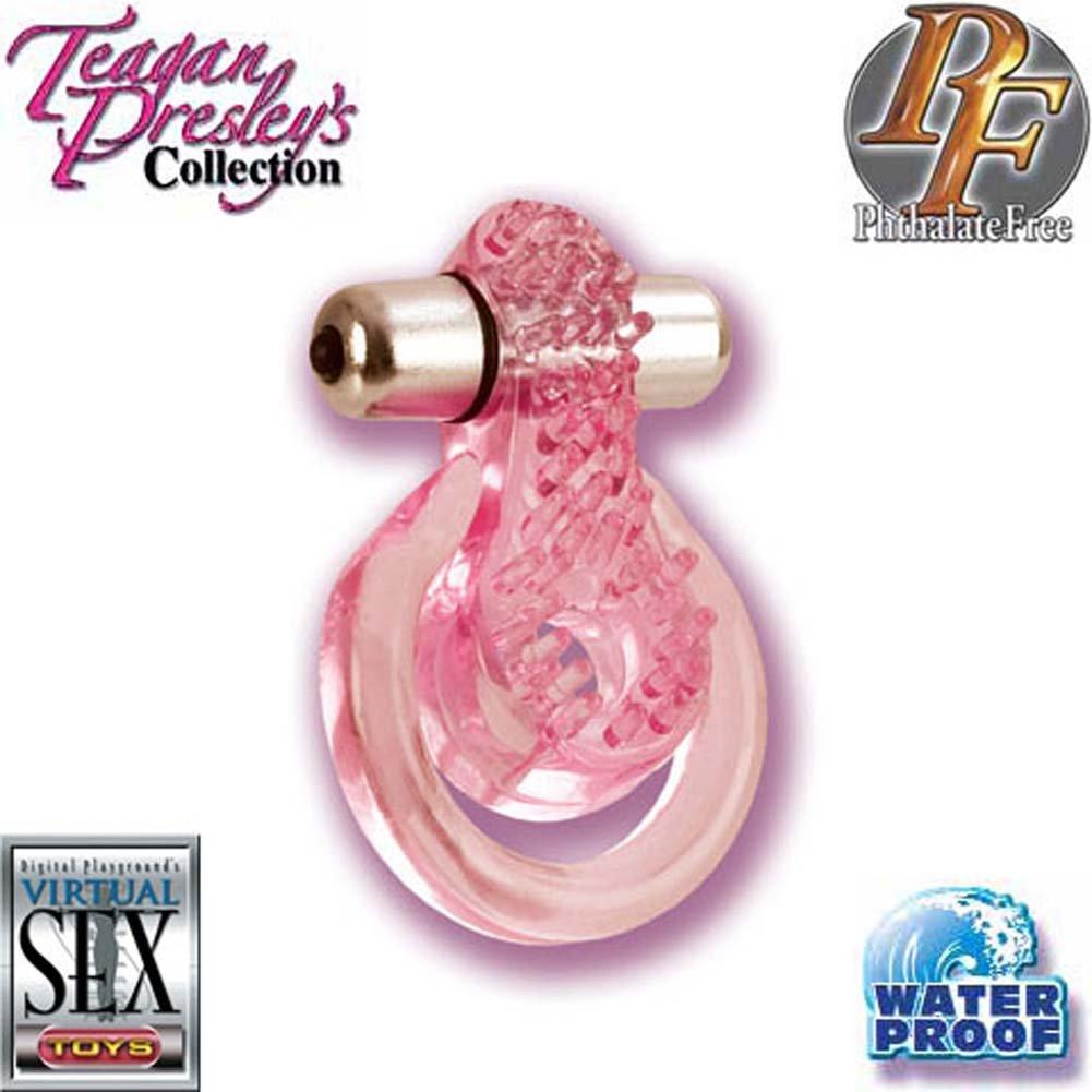 Tegan Presleys Enchanted Lovers Waterproof Vibrating Ring - View #2