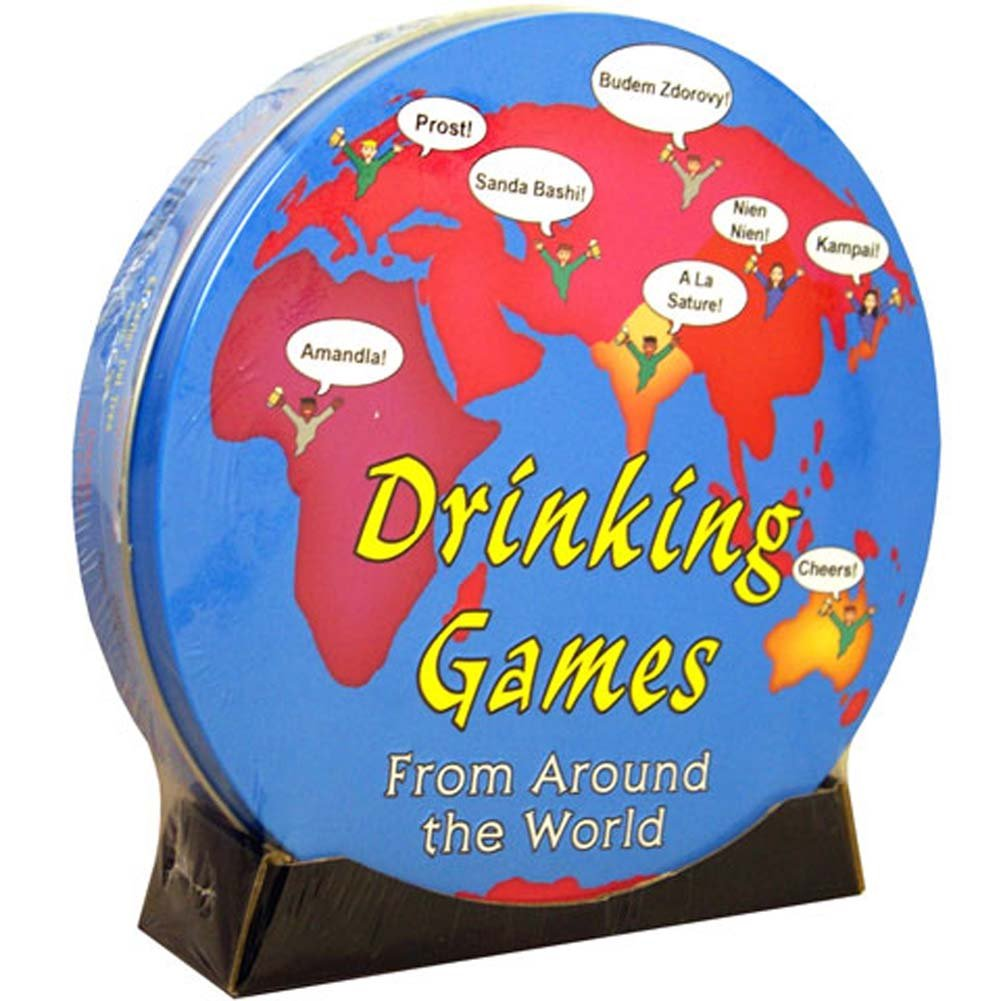 Drinking Games From Around the World - View #1