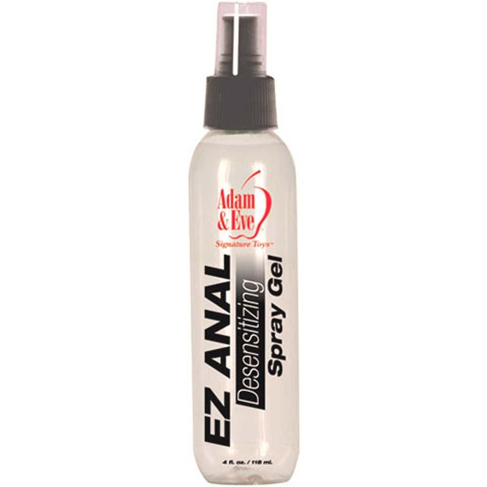 EZ Anal Desensitizing Spray Gel 4 Fl. Oz. - View #1