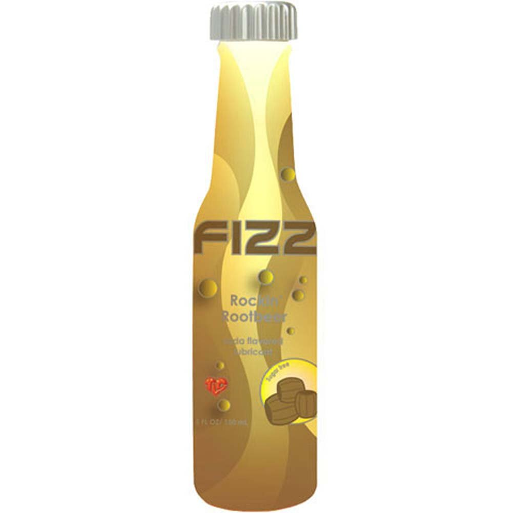 Fizz Screamin Lubricant Rockin Rootbeer 5 Fl. Oz. - View #1