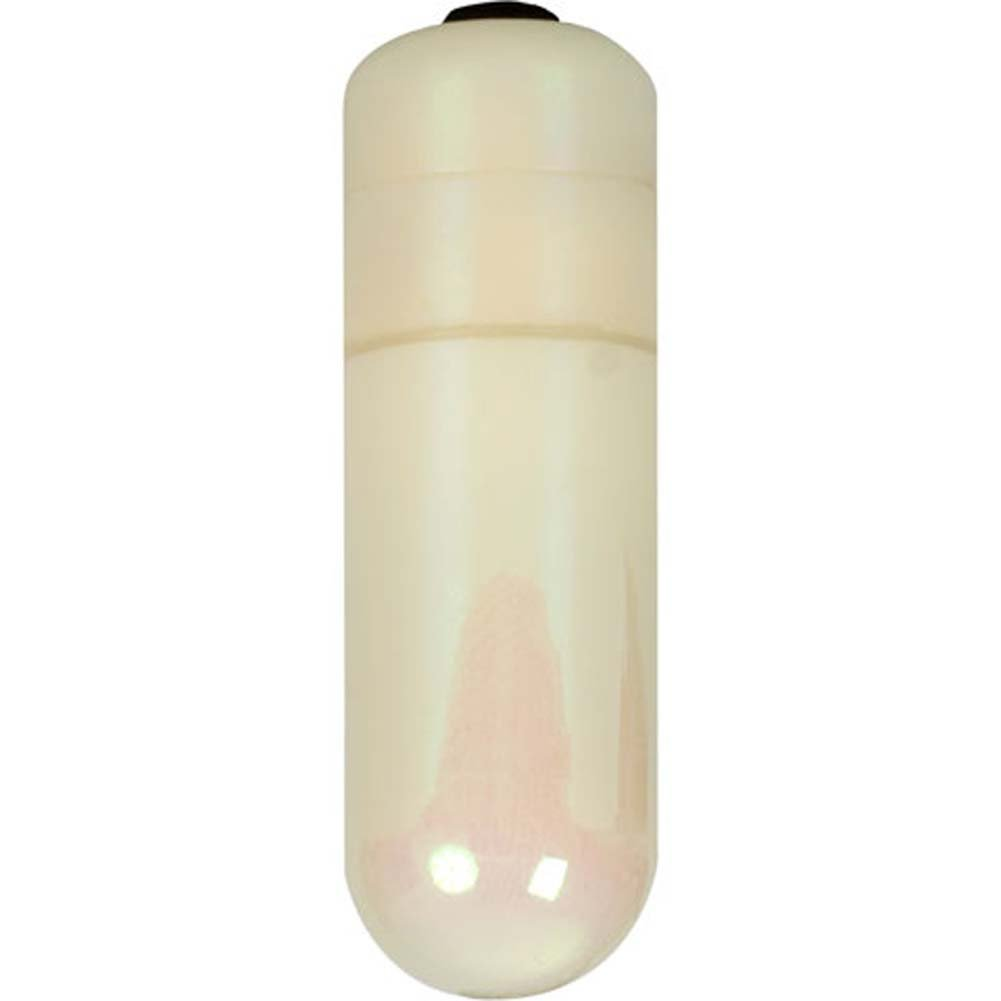 Candy Bullet Waterproof 7 Function Mini Vibe Ivory - View #1