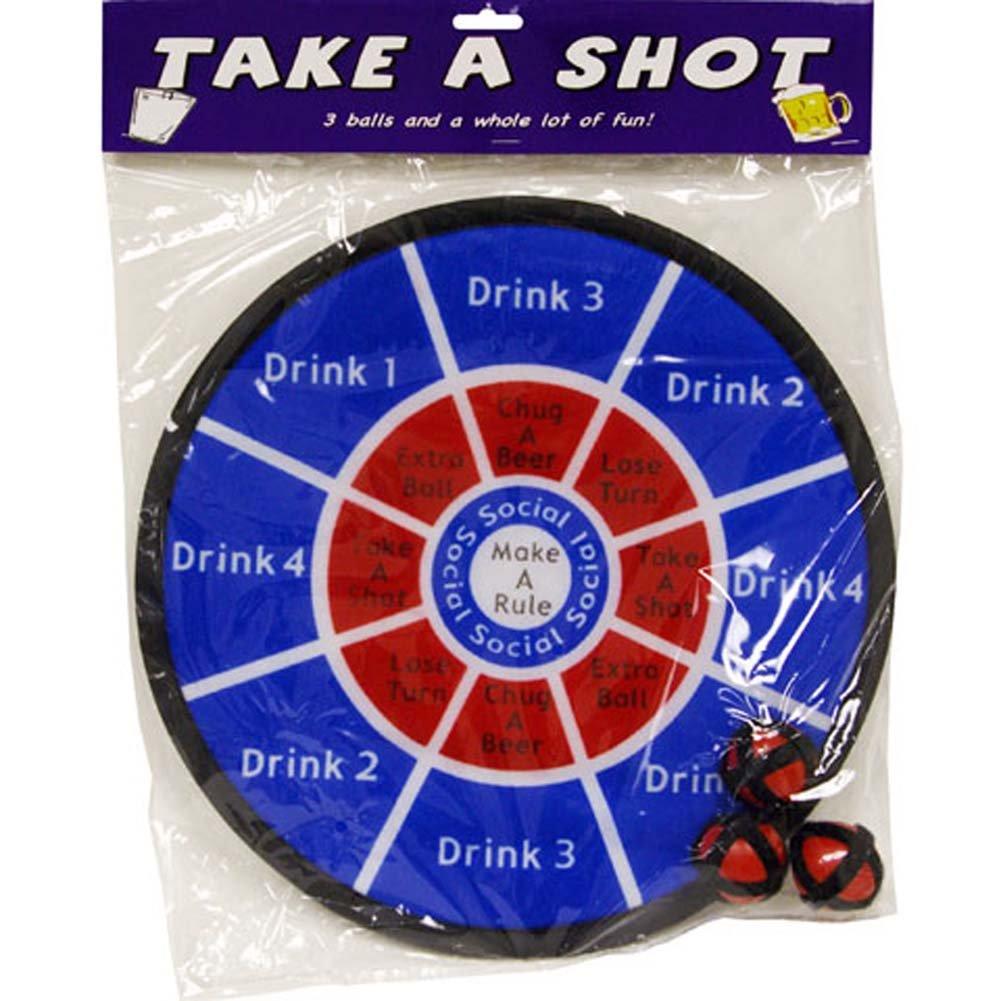 Take a Shot Darts Drinking Game - View #2
