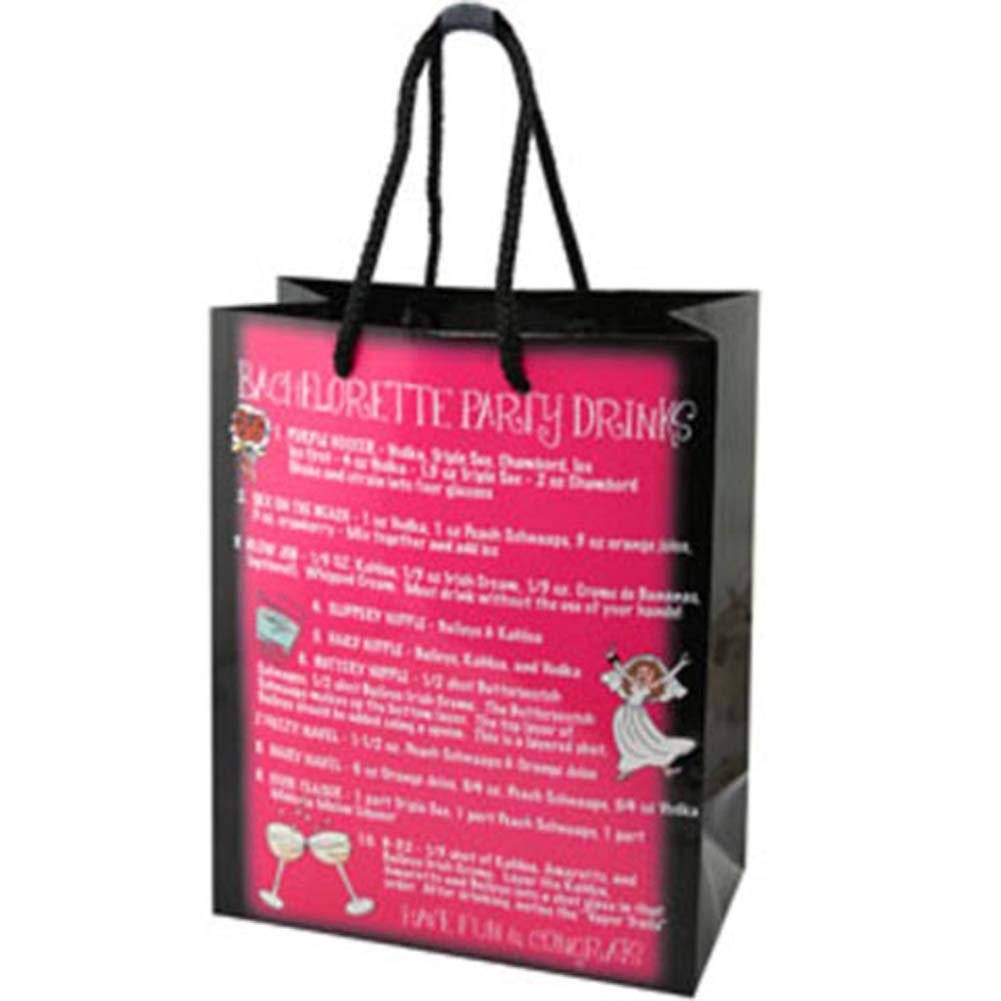 Bachelorette Party Drinks Gift Bag - View #1