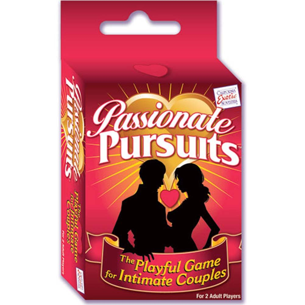 Passionate Pursuits Card Game - View #2