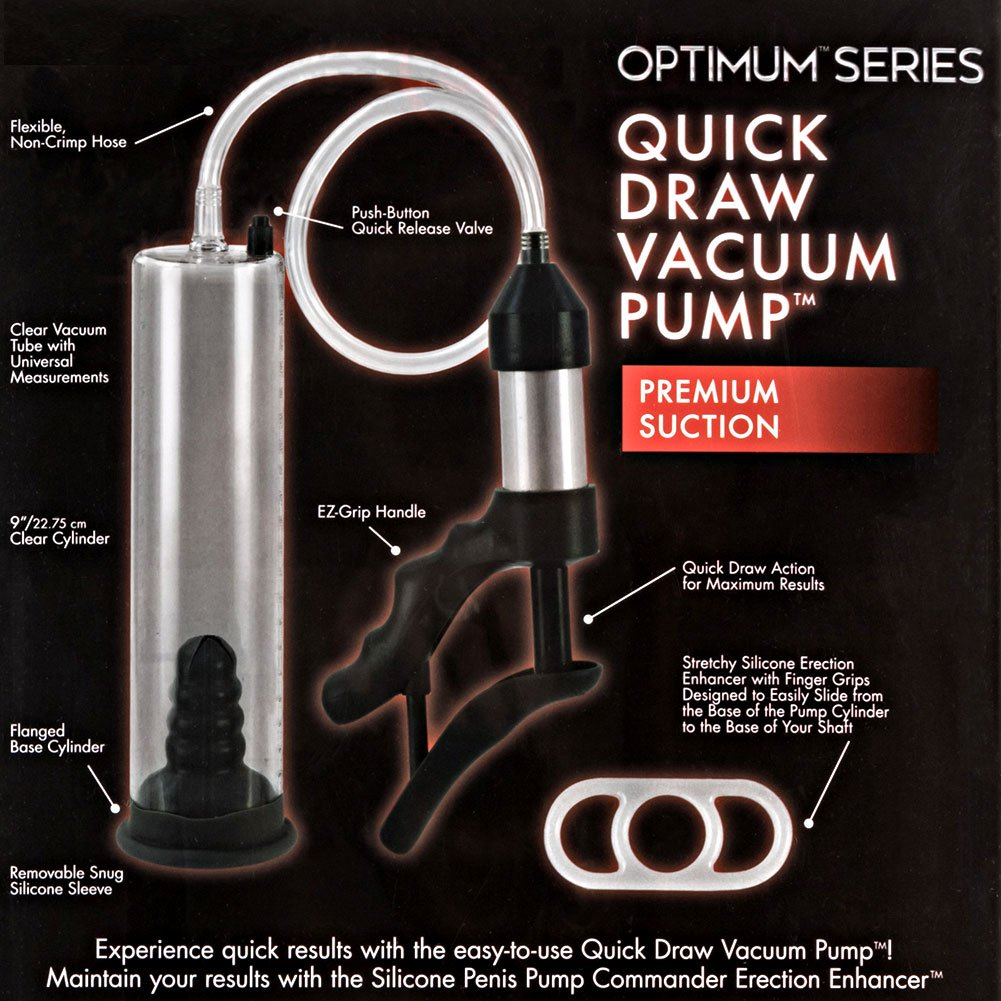 Quick Draw Vacuum Pump - View #1