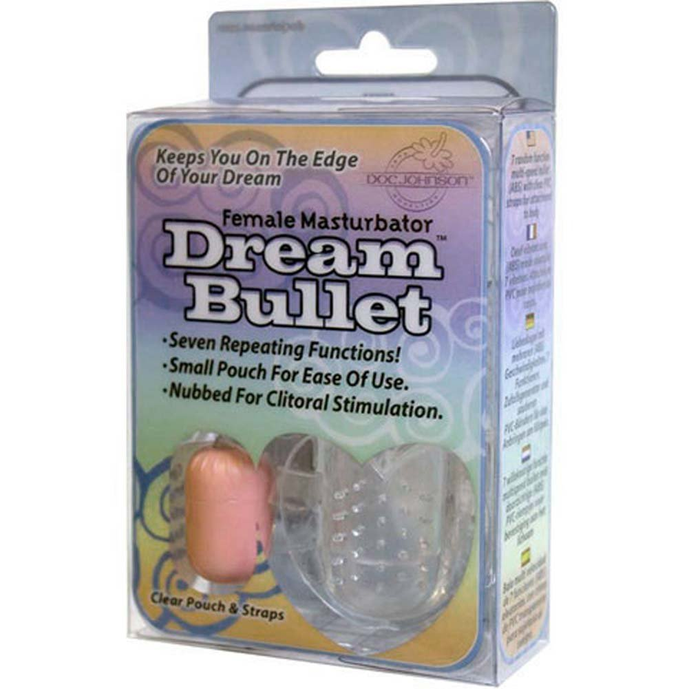 Dream Vibrating Bullet Pink - View #4