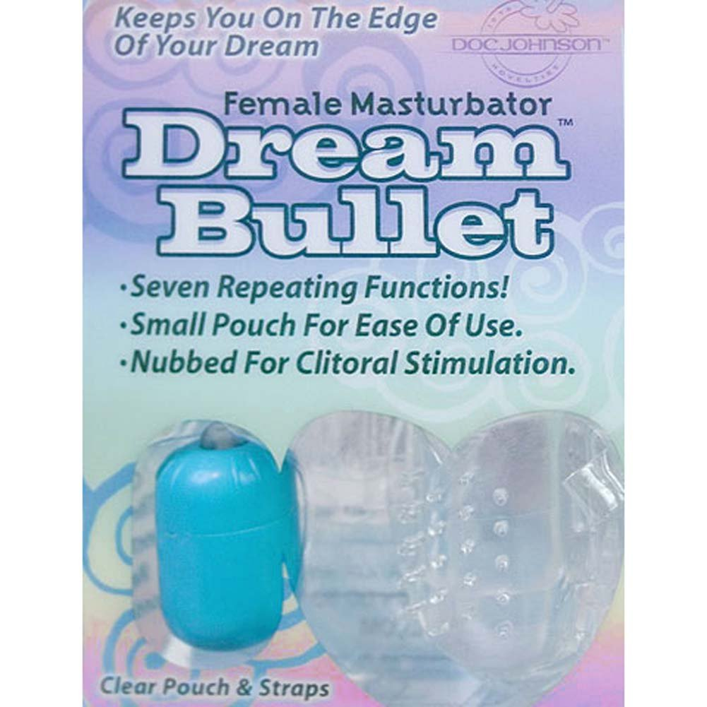 Dream Vibrating Bullet Baby Blue - View #3
