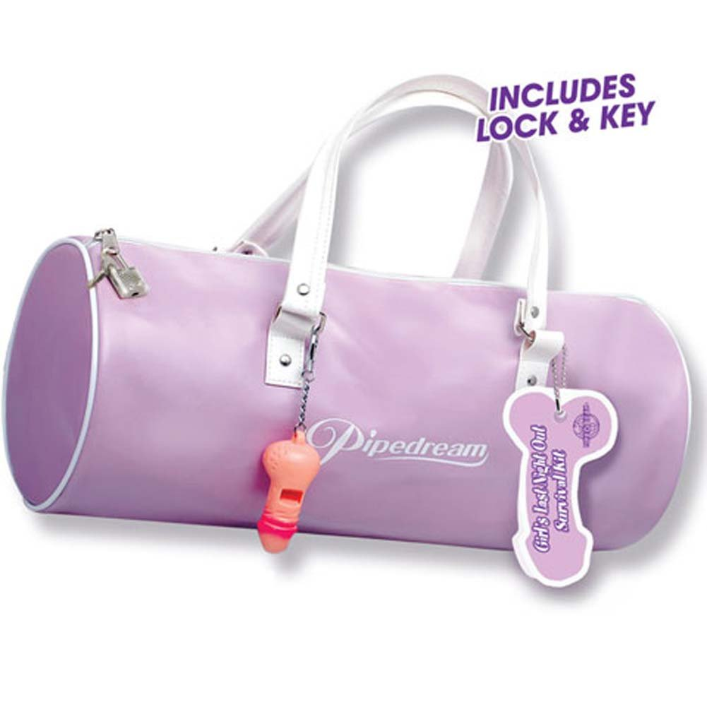 Pipedream Girls Last Night Out Survival Kit Bag with Personal Vibrator - View #1
