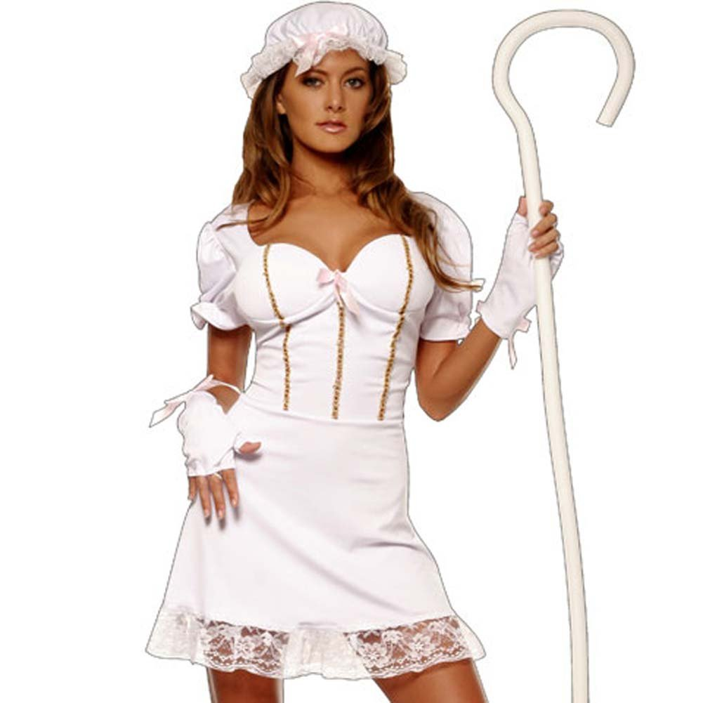 Baa Baa Babe 5 Piece Costume Set - View #2