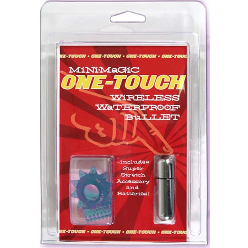 Mini Magic One Touch Kit Waterproof Cordless Vibrating Ring - View #2