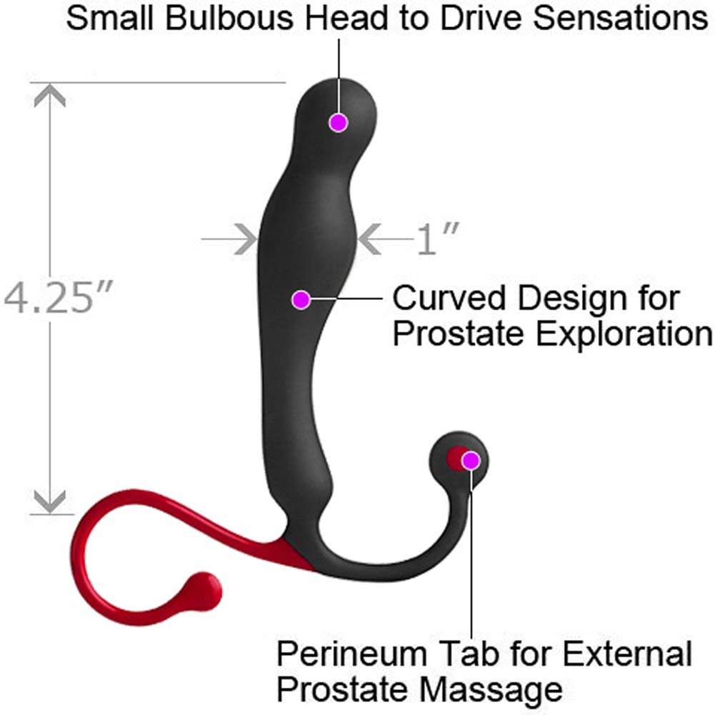 Aneros Eupho Syn Male Prostate Stimulator with Gun Oil 2oz Combo - View #1