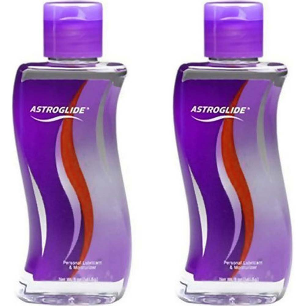 Astroglide Personal Lubricant 5 Fl. Oz. Bottles Pack of 2 - View #2