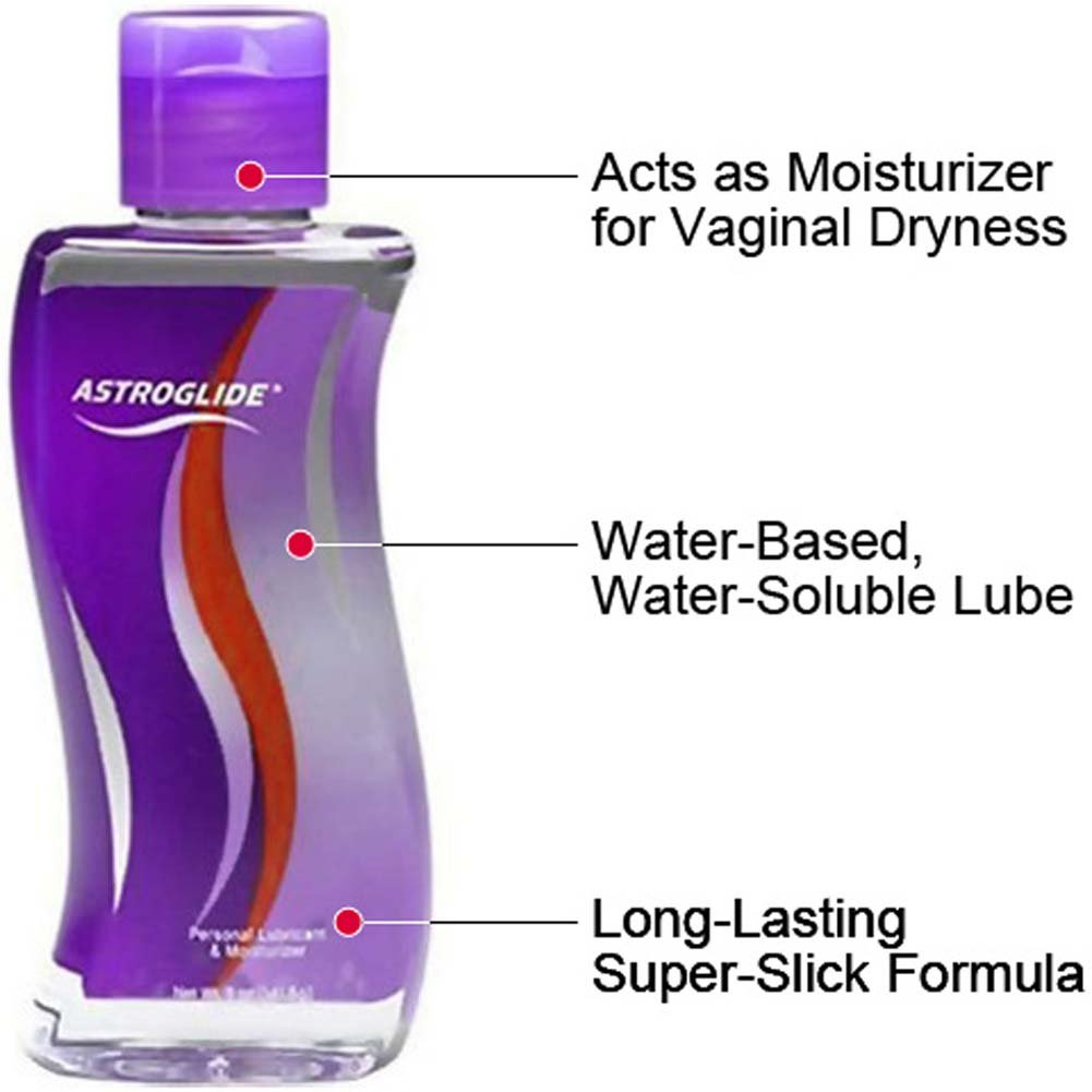Astroglide Personal Lubricant 5 Fl. Oz. Bottles Pack of 4 - View #1