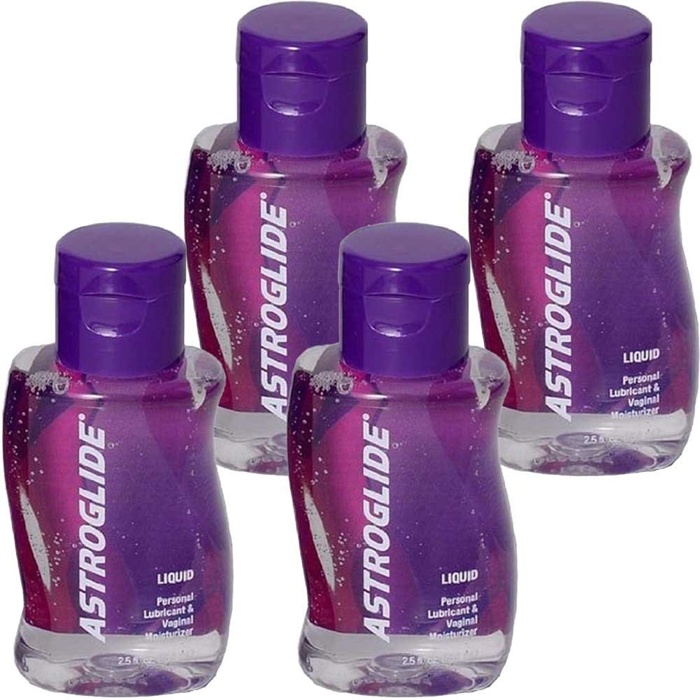 Astroglide Personal Lubricant 2.5 Fl. Oz. Bottles Pack of 4 - View #2