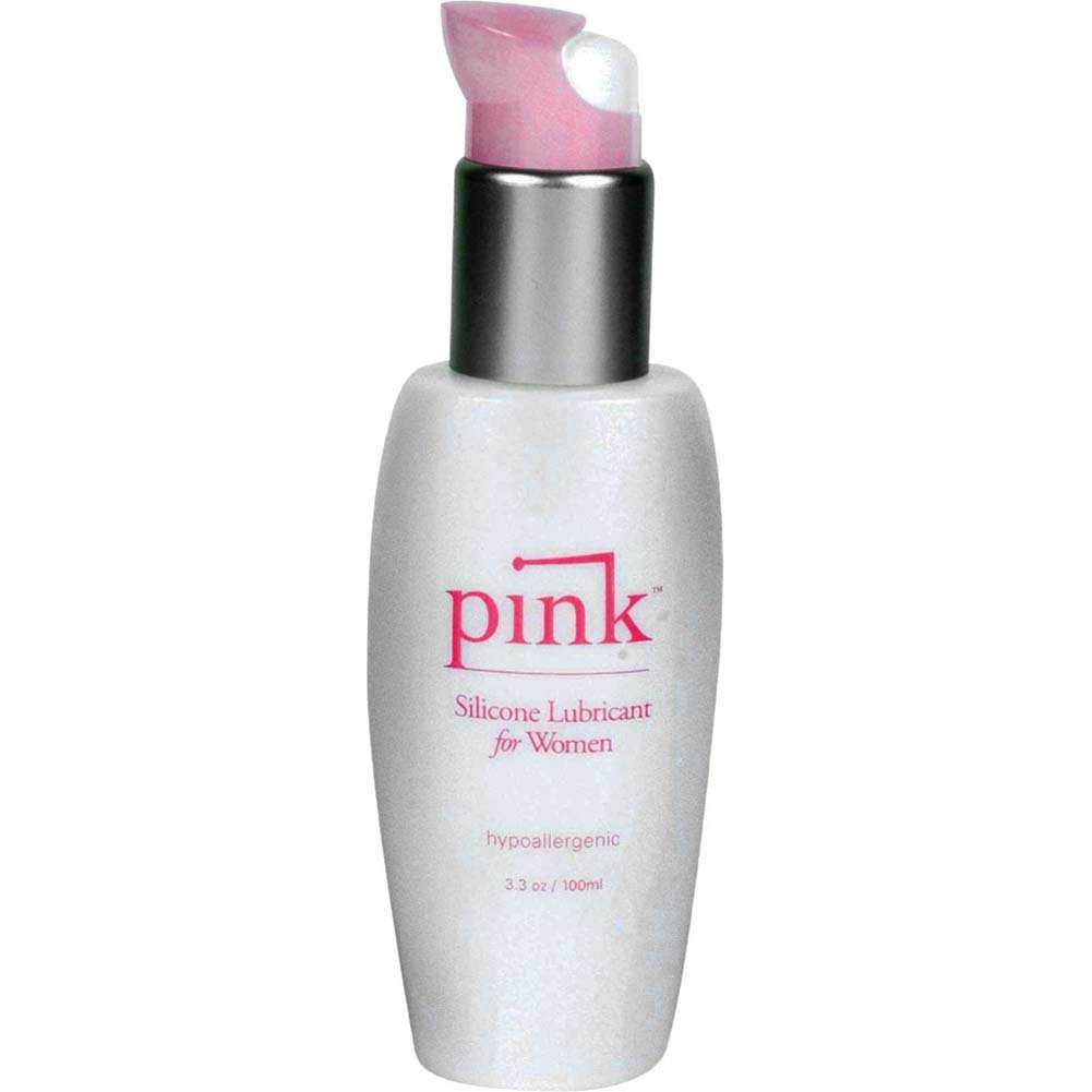"""Bundle Gel Veined Double Dildo 18"""" and 2 Pack of Pink Silicone Lubricant 3.3 Oz - View #3"""