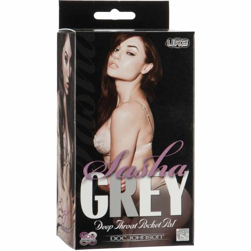 Sasha Grey - Deep Throat Pocket Pal and JO Hybrid Silicone and Water Based Lube 4oz - View #3