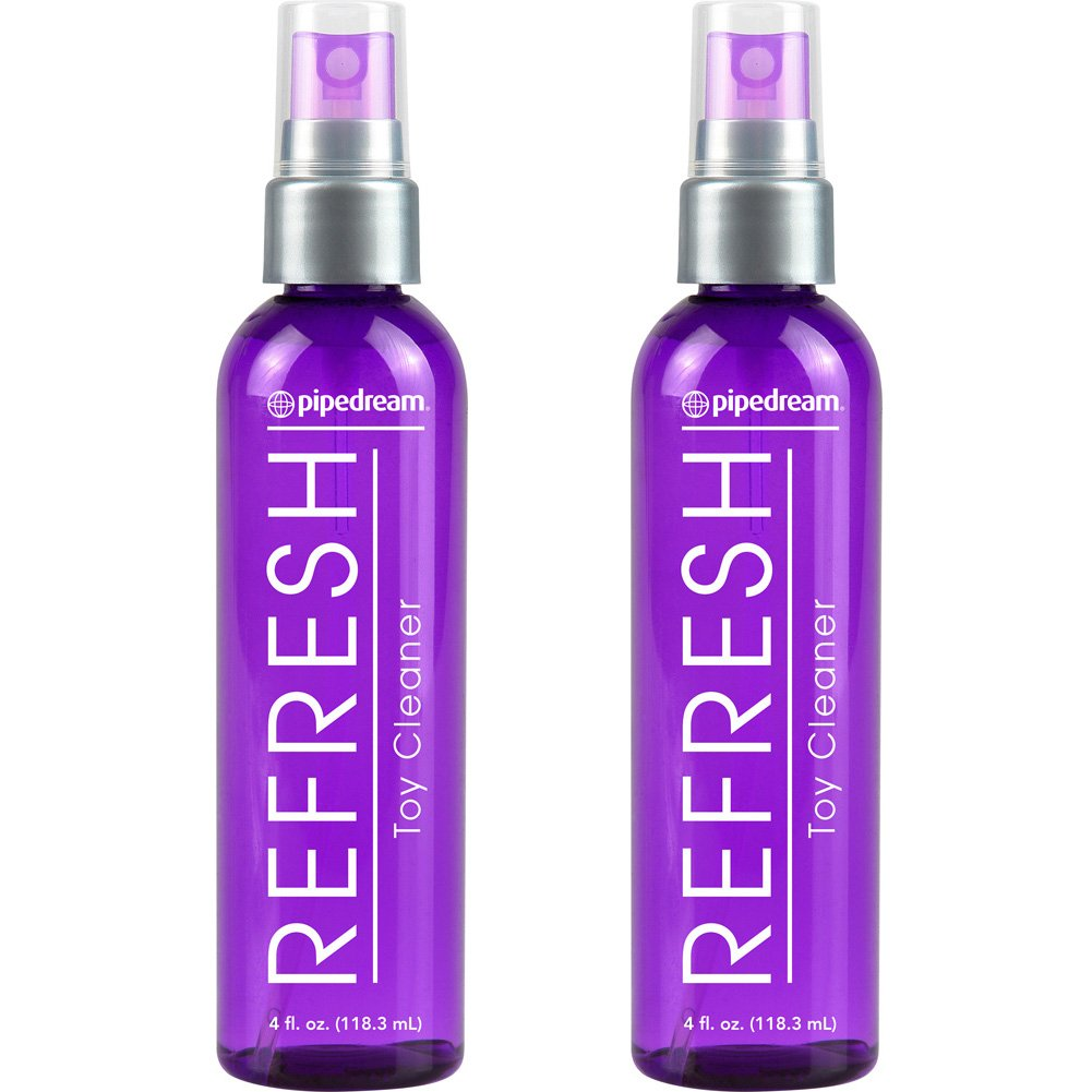 Refresh Anti-Bacterial Toy Cleaner Size 4 Oz Pack of 2 - View #2