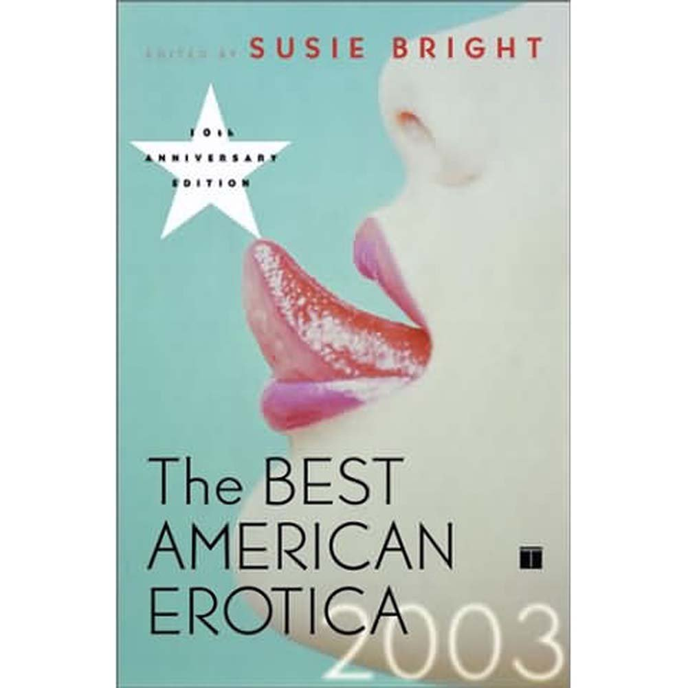 The Best American Erotica 2003 Book - View #1