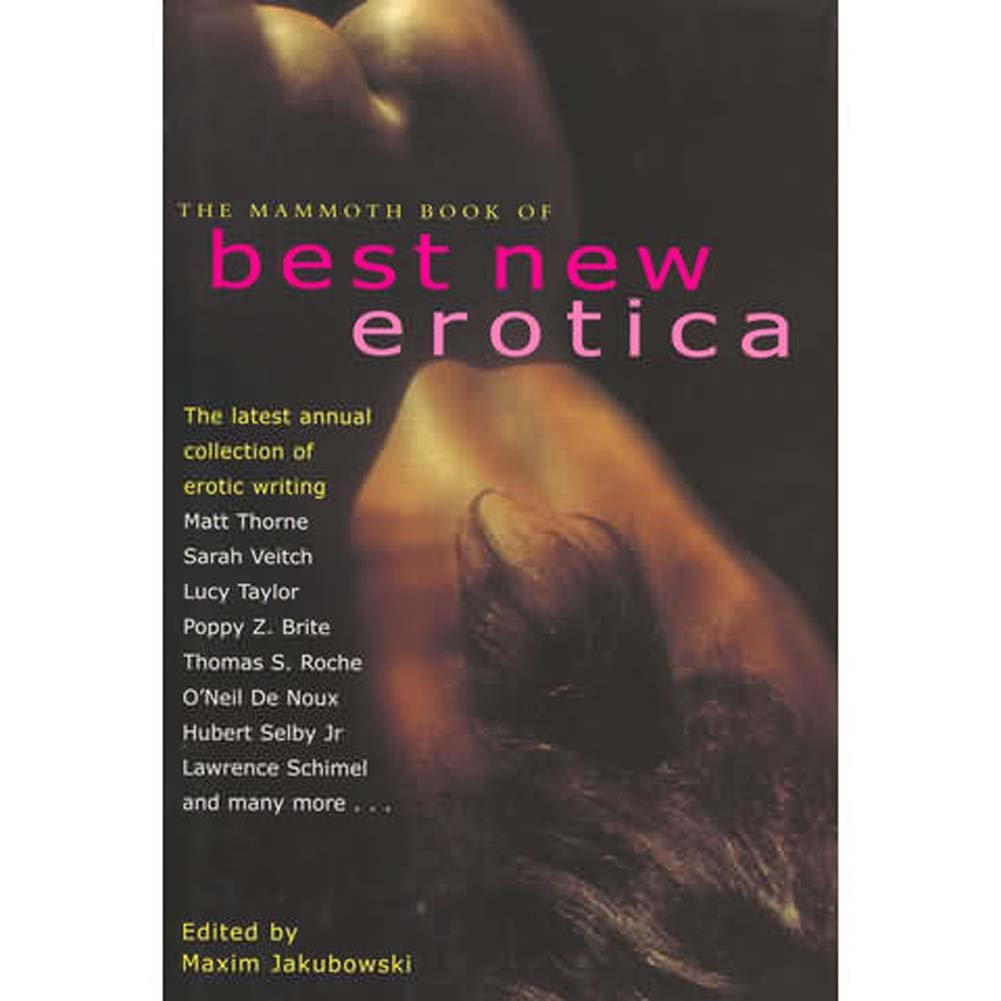 Mammoth Book of Best New Erotica Volume 2 - View #1