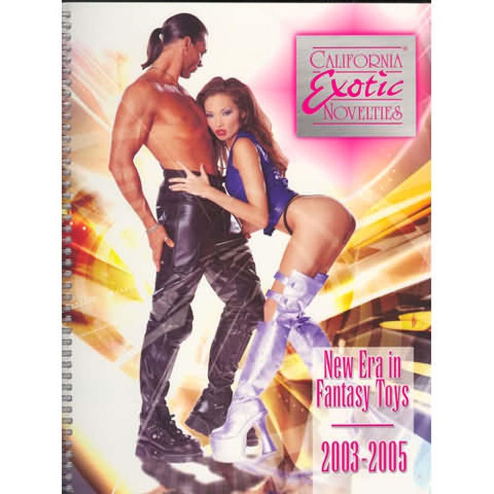California Exotic Catalog 2005 - View #1