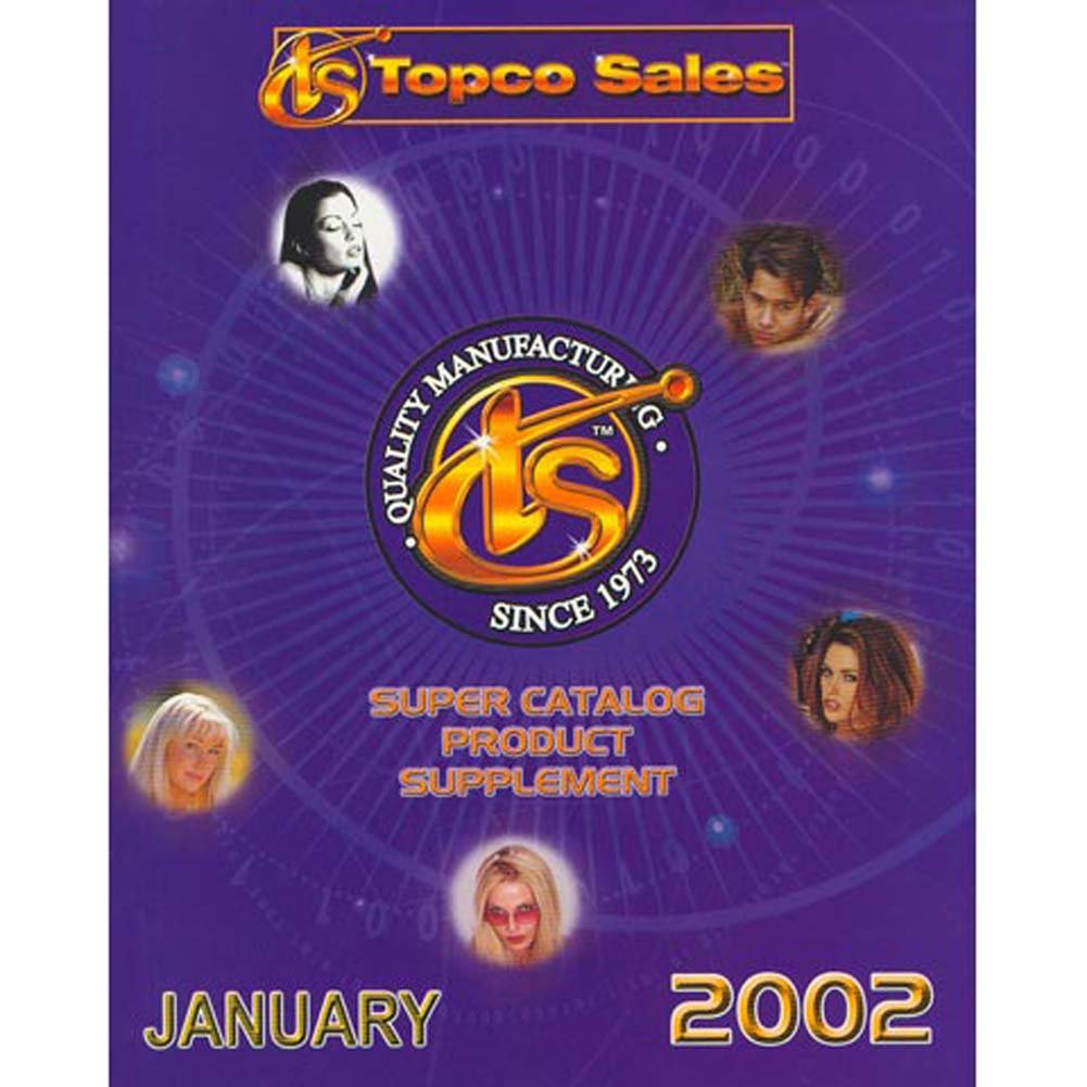 Topco Sales January 2002 Supplement Catalog - View #1