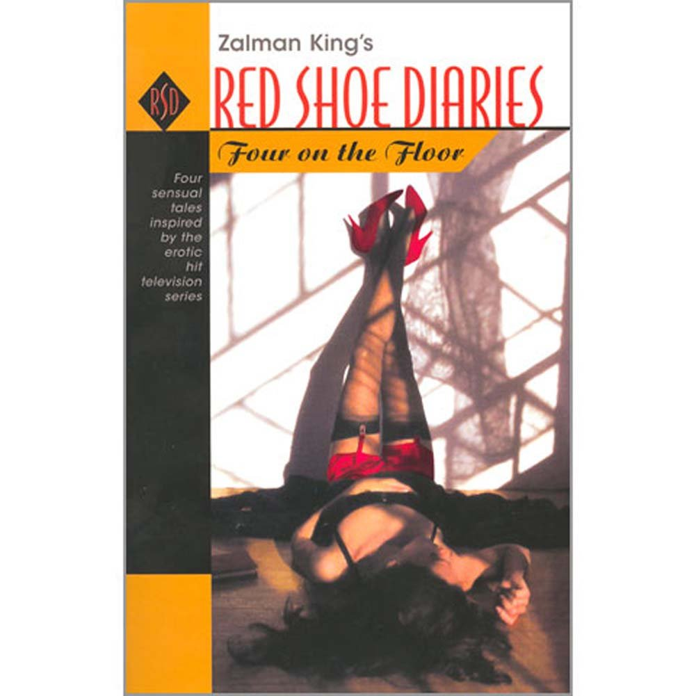 Four On the Floor Zalman Kings Red Shoe Diaries Book - View #1