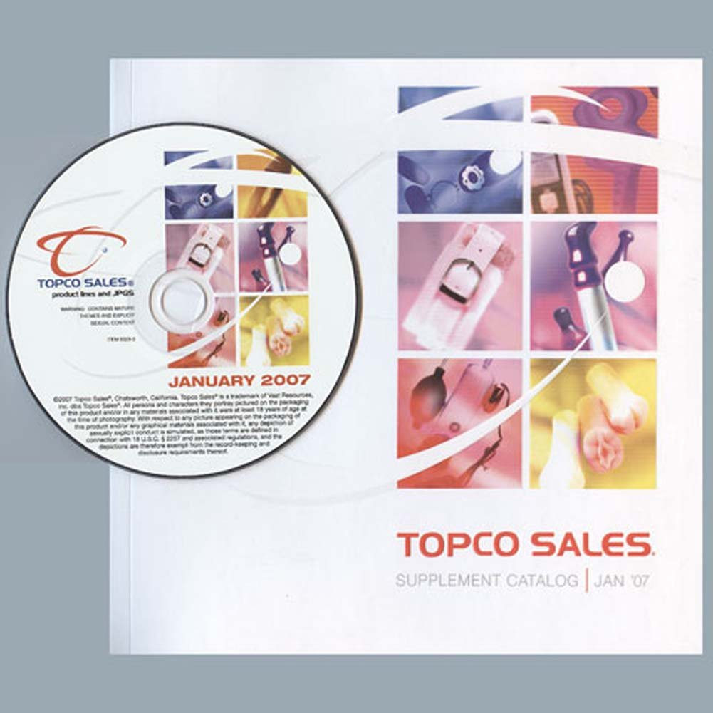 Topco Sales Supplement Catalog January 2007 with Prices - View #1