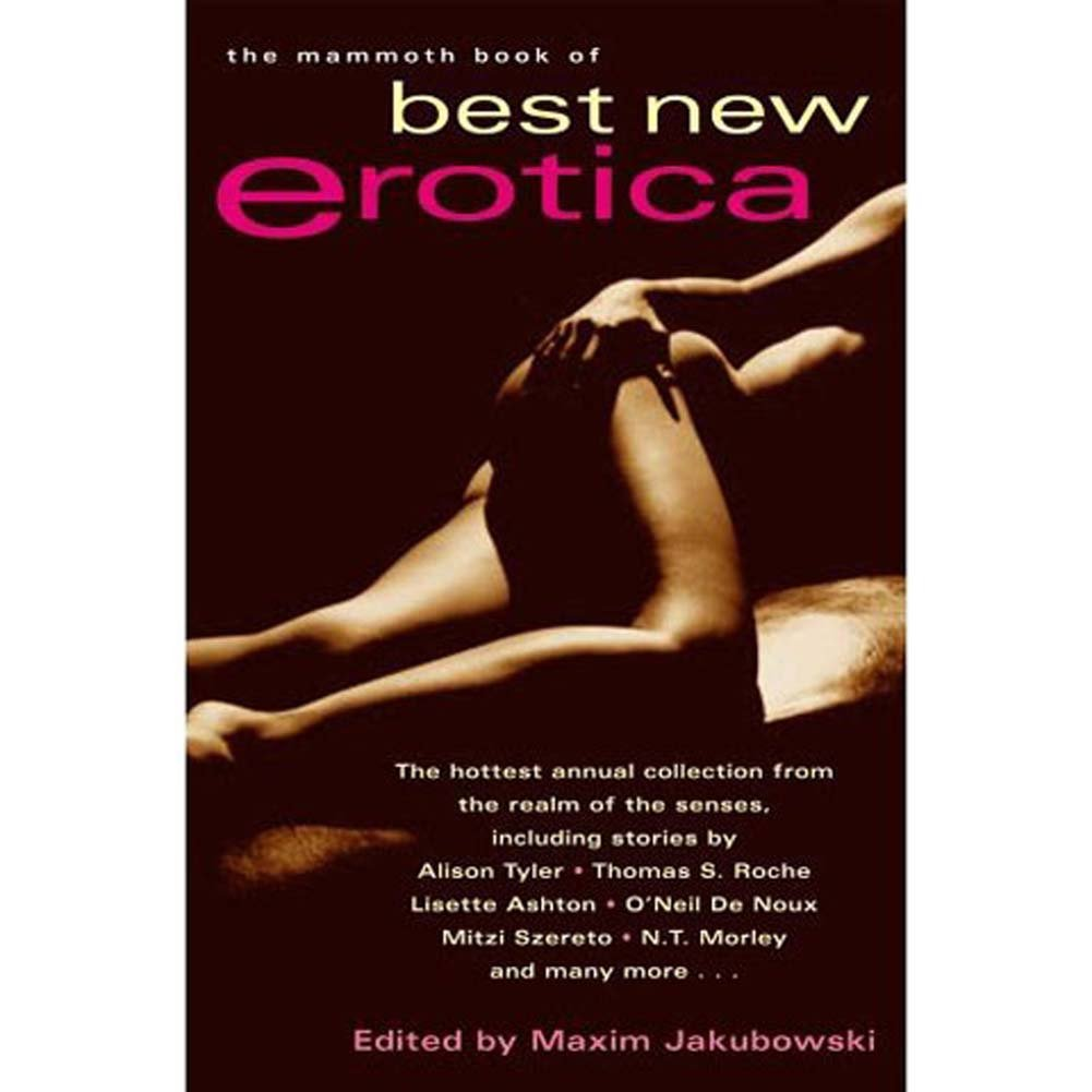 Mammoth Book of Best New Erotica Volume 5 - View #1