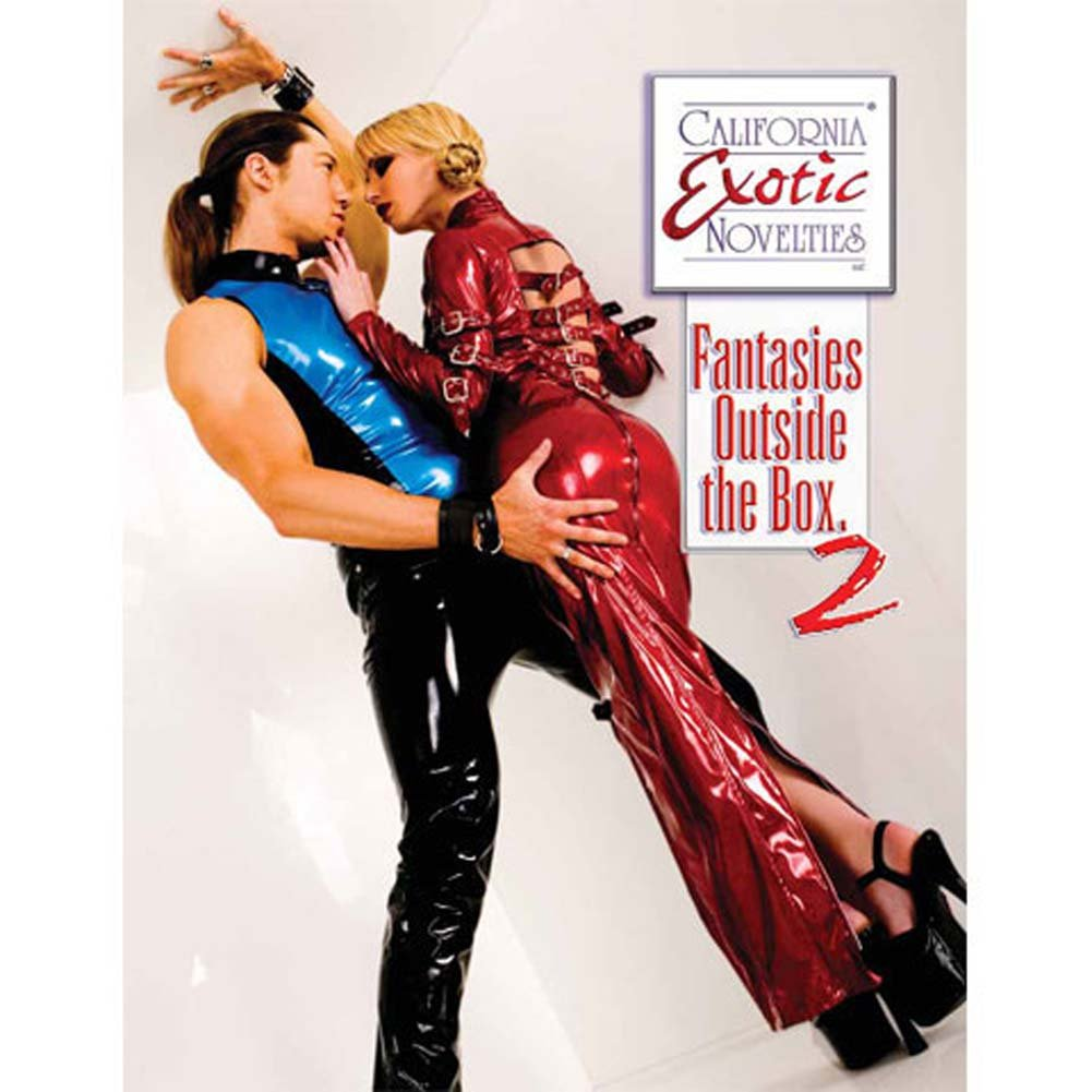 California Exotic Novelties 2007 Supplement Catalog - View #1