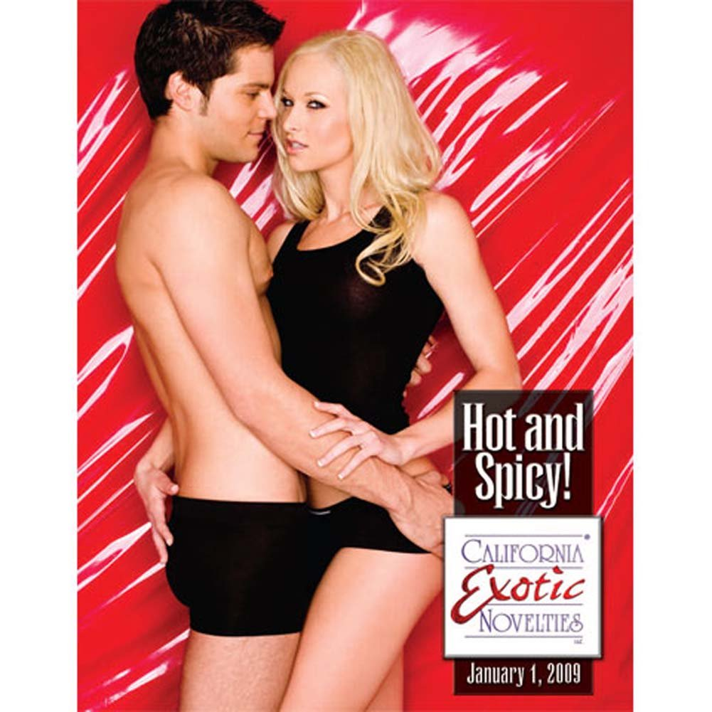 California Exotic Novelties 2009 Spring Collection Catalog - View #1
